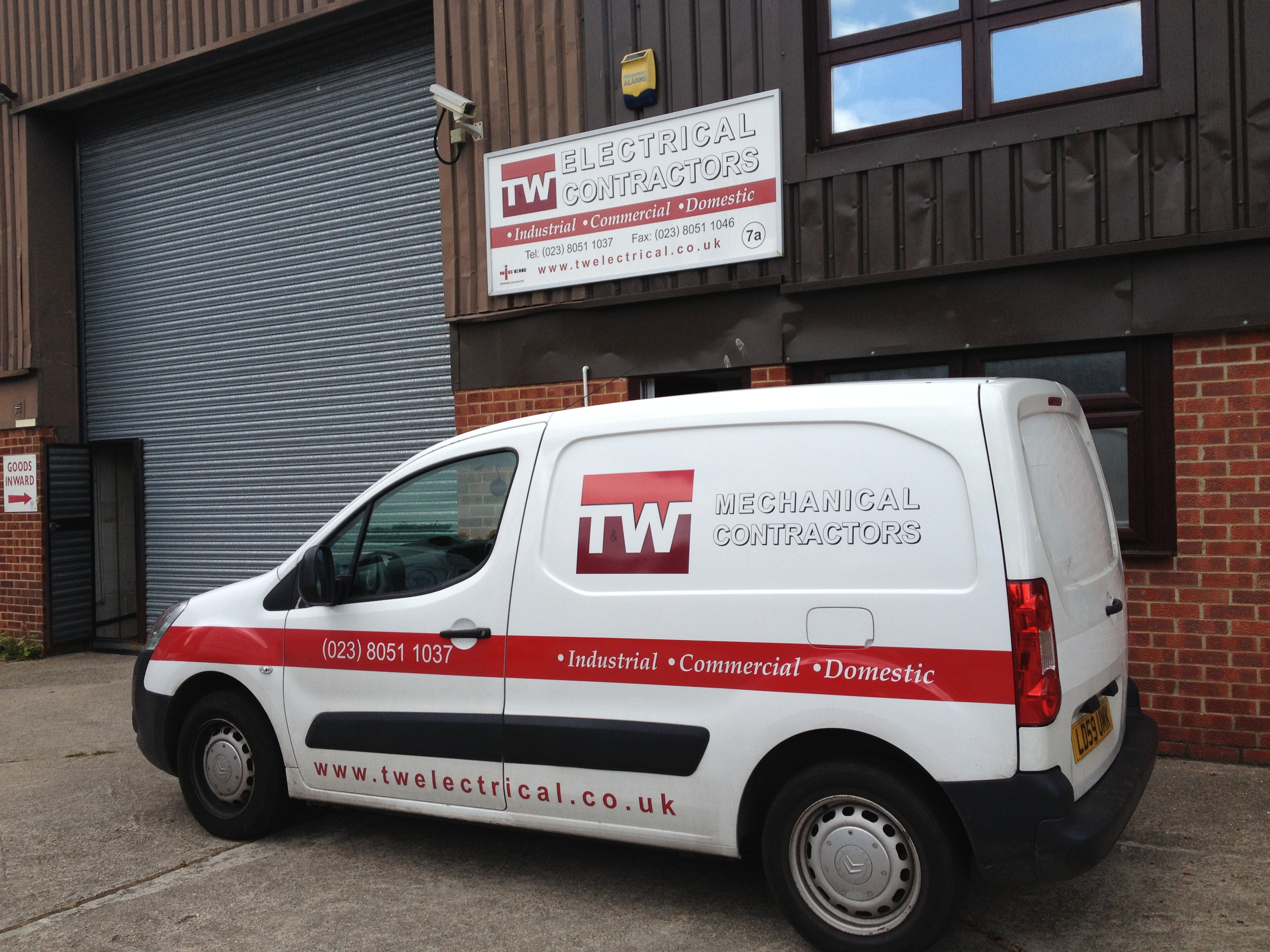 T&W Electrical