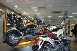 Vehicle Showroom